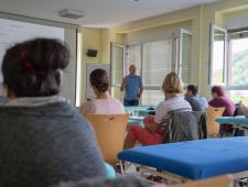 ZIMA Zentrum für integrative Medizin Akademie für Heilberufe Integrative Osteopathie bei Säuglingen und Kleinkindern 4